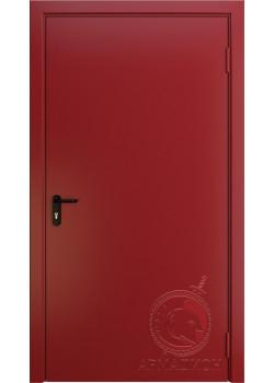 Противопожарная одностворчатая дверь EI 60 РАЛ 3002